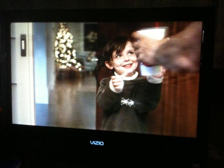 JJ in Jack's Holiday Commercial